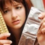 Kondom yırtıldı